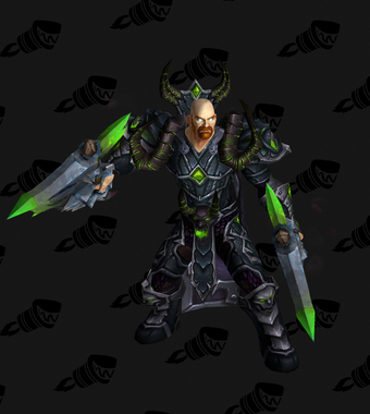 Death Knight PvE Tier 18 Mythic Set