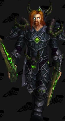 Death Knight PvE Tier 18 Mythic Female Set