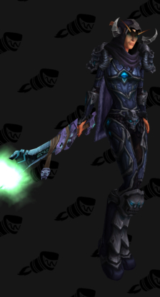 Death Knight PvE Tier 18 Normal Female Set