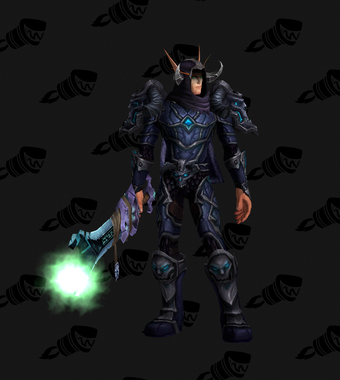 Death Knight PvE Tier 18 Normal Set