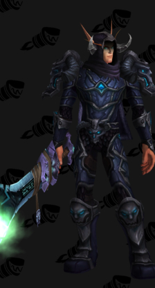Death Knight PvE Tier 18 Normal Male Set