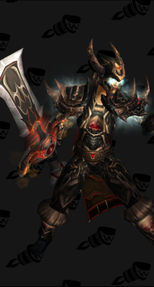 Death Knight PvE Tier 7.5 Female Set