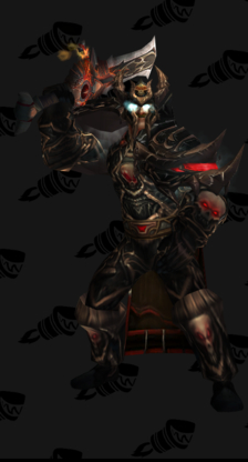 Death Knight PvE Tier 7.5 Male Set