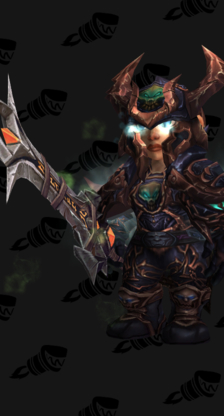 Death Knight PvE Tier 7 Female Set