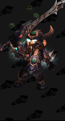 Death Knight PvE Tier 7 Male Set