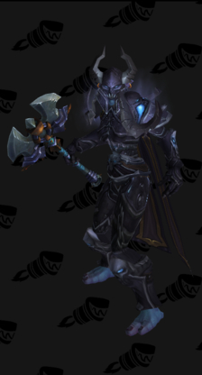 Death Knight PvE Tier 8.5 Female Set