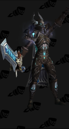 Death Knight PvE Tier 8 Female Set
