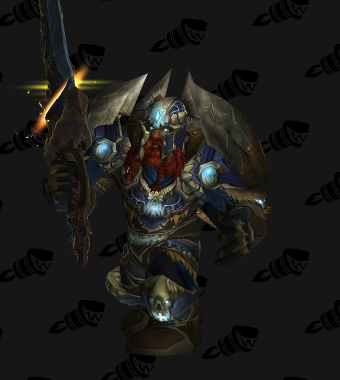 Death Knight PvE Tier 9 Alliance Male Set