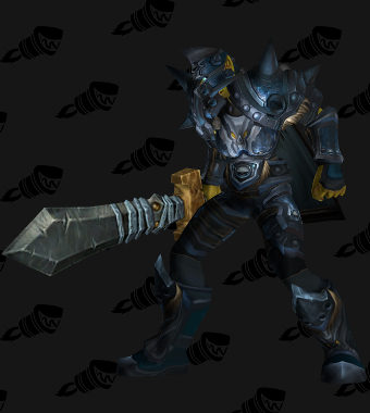 Death Knight PvE Tier 9 Horde Female Set