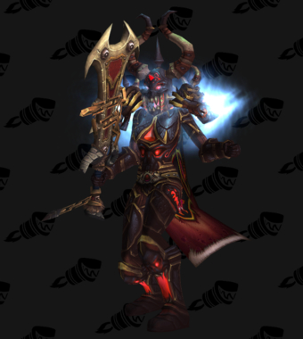 Death Knight PvE Arena Season 10 Elite Female Set