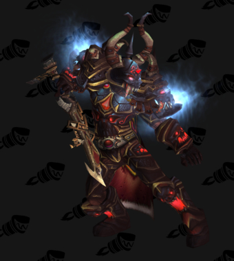 Death Knight PvP Arena Season 10 Elite Male Set