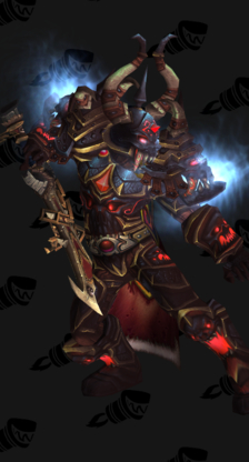 Death Knight PvP Arena Season 10 Elite Female Set