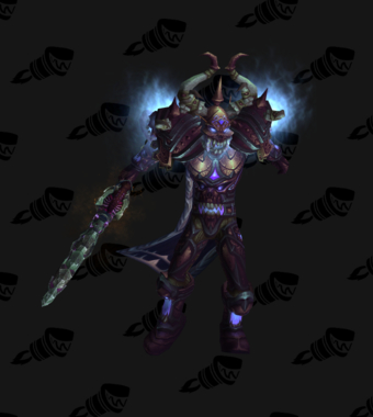 Death Knight PvE Arena Season 10 Female Set
