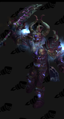 Death Knight PvP Arena Season 10 Female Set