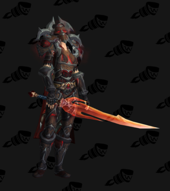 Death Knight PvE Arena Season 11 Elite Female Set