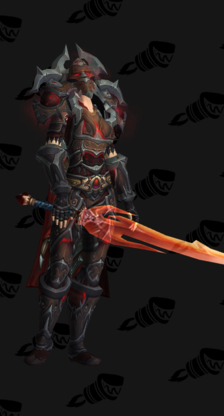 Death Knight PvP Arena Season 11 Elite Male Set