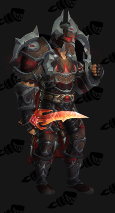Death Knight PvP Arena Season 11 Elite Female Set