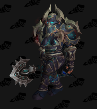 Death Knight PvE Arena Season 11 Female Set