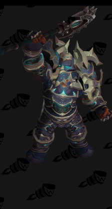 Death Knight PvP Arena Season 11 Female Set