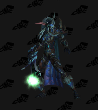 Death Knight PvE Arena Season 12 Female Set