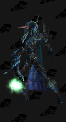 Death Knight PvP Arena Season 12 Female Set