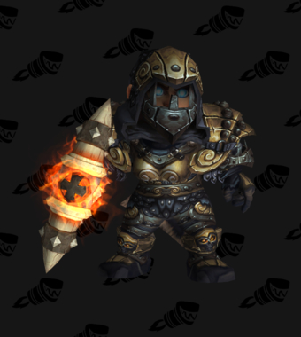 Death Knight PvE Arena Season 13 Alliance Female Set
