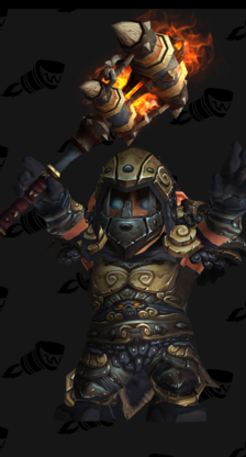 Death Knight PvP Arena Season 13 Alliance Female Set