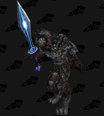 Death Knight PvE Arena Season 13 Elite Female Set