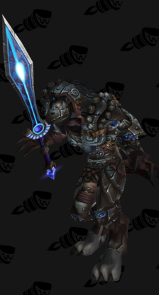 Death Knight PvP Arena Season 13 Elite Male Set