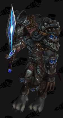 Death Knight PvP Arena Season 13 Elite Female Set