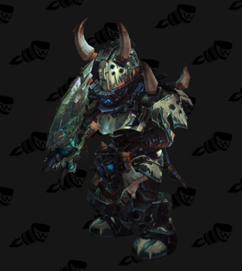Death Knight PvE Arena Season 14 Alliance Female Set