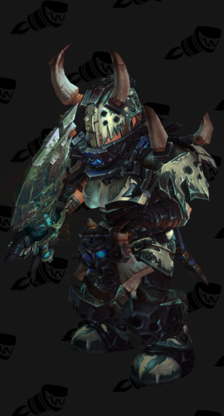 Death Knight PvP Arena Season 14 Alliance Male Set