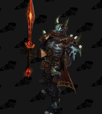 Death Knight PvP Arena Season 15 Alliance Male Set