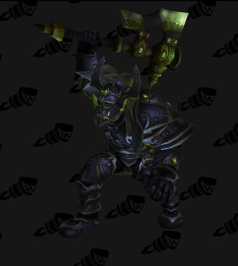 Death Knight PvP Arena Season 4 Male Set