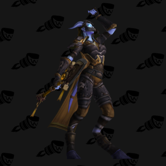 Death Knight PvE Arena Season 5 Epic Level 200 Female Set