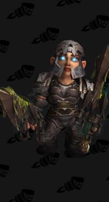 Death Knight PvP Arena Season 5 Rare Female Set