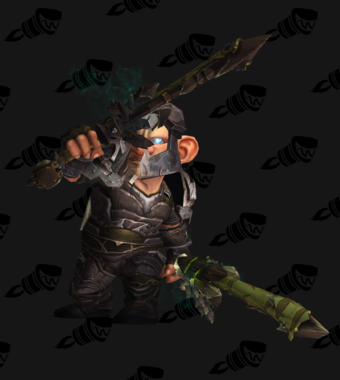 Death Knight PvP Arena Season 5 Rare Male Set