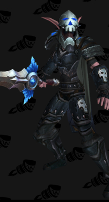Death Knight PvP Arena Season 6 Male Set