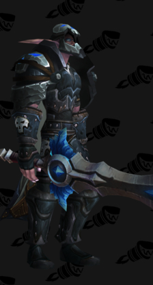 Death Knight PvP Arena Season 6 Female Set