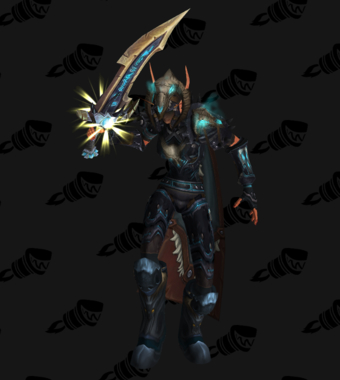 Death Knight PvE Arena Season 8 Female Set