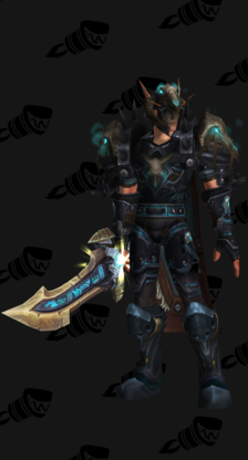 Death Knight PvP Arena Season 8 Female Set