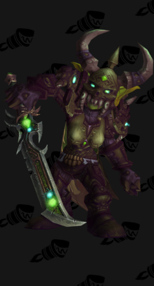 Death Knight PvP Arena Season 9 Elite Female Set