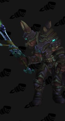 Death Knight PvP Arena Season 9 Epic Level 85 Male Set