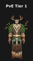 Druid PvE Tier 1 Set