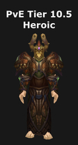 Druid PvE Tier 10.5H Set