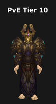 Druid PvE Tier 10 Set