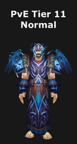 Druid PvE Tier 11 Set