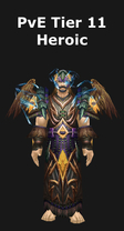 Druid PvE Tier 11H Set