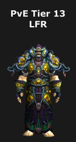 Druid PvE Tier 13 LFR Set