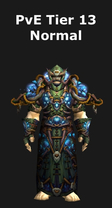 Druid PvE Tier 13 Set